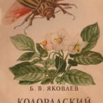 Колорадский картофельный жук и меры борьбы с ним   / Яковлев Б. В.  / 1950
