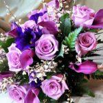 Прекрасные цветы от магазина ROSE LUXE