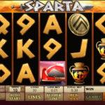 Игровой автомат «Sparta»