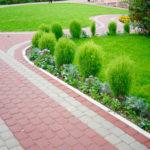 Как экономно украсить задний двор