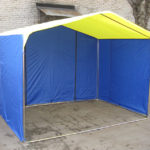 Как выбрать палатку для уличной торговли? Преимущества уличных палаток