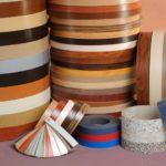 Кромочная лента ПВХ – процесс производства, назначение, преимущества