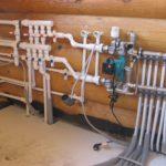 Как сделать отопление частного дома своими руками