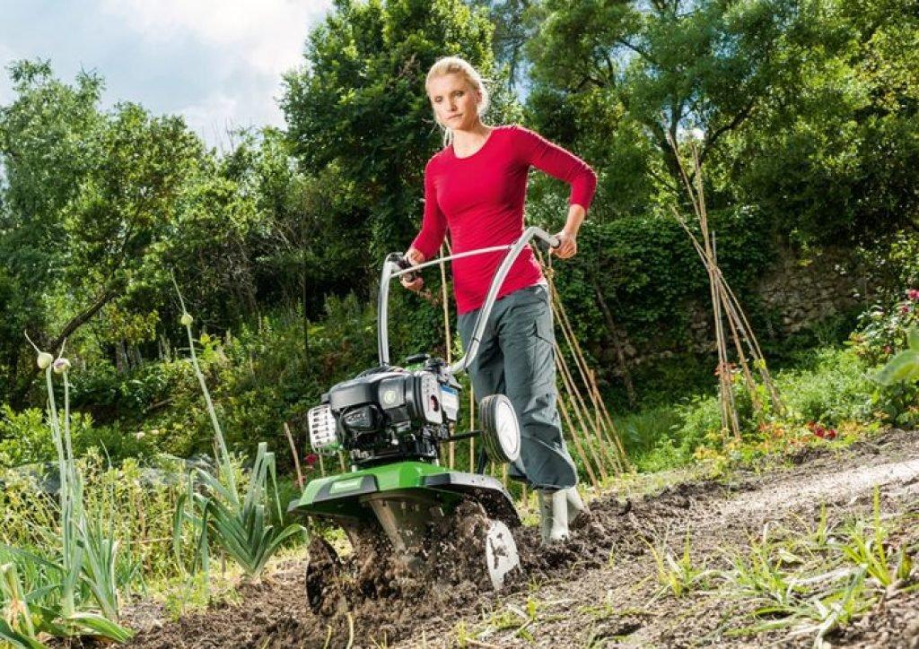 Необходимая сельхозтехника и инструмент для садового участка