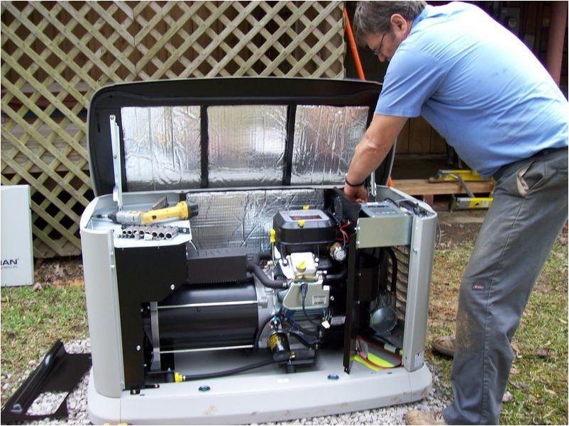 дизельного генератора для загородного дома