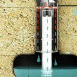 Самодельный конденсатор влаги по типу «дышащего колодца»