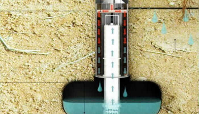 Самодельный конденсатор влаги