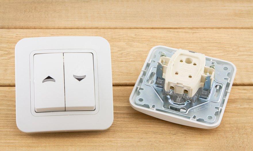 Виды электрических выключателей
