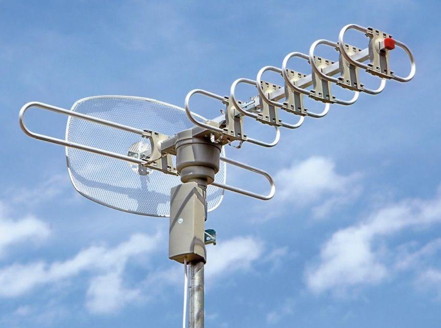 Основные характеристики и параметры антенн